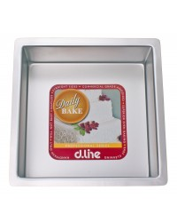 Daily Bake - Professional Series - Square Cake Tin 25cm / 10""