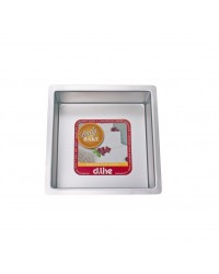 Daily Bake - Professional Series - Square Cake Tin 10cm / 4""