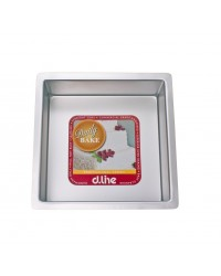 Daily Bake - Professional Series - Square Cake Tin 15cm / 6""