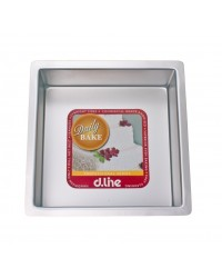 Daily Bake - Professional Series - Square Cake Tin 20cm / 8""