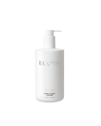 Ecoya - Hand & Body Lotion - Sweet Pea & Jasmine 450ml
