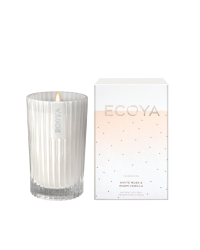 Ecoya - Celebration Candle - White Musk & Warm Vanilla