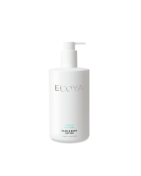 Ecoya - Hand & Body Lotion - Lotus Flower 450ml