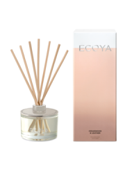 Ecoya - Fragranced Diffuser - Cedarwood & Leather
