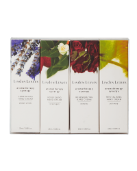 Linden Leaves - Aromatherapy Synergy - Hand Cream Selection