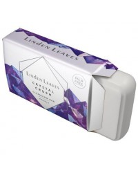Linden Leaves - Cleansing Bar - Crystal Crush - Amethyst