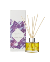 Linden Leaves - Crystal Crush - Amethyst Diffuser 100ml