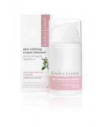 Linden Leaves - Natural Skin Care - Skin Refining Cream Cleanser