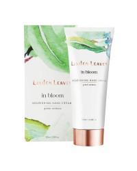 Linden Leaves - Hand Cream 100ml - In Bloom - Green Verbena