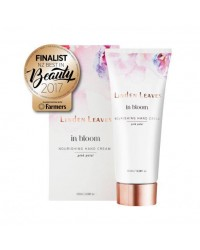 Linden Leaves - In Bloom - Pink Petal Hand Cream 100ml