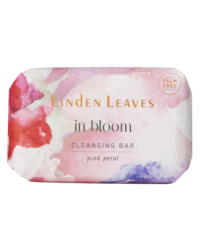 Linden Leaves - Cleansing Bar - In Bloom - Pink Petal