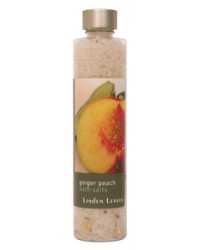 Linden Leaves - Bath Salts 245g - Bathtime - Ginger Peach