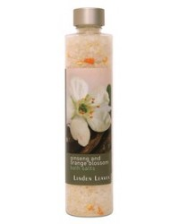 Linden Leaves - Bathtime - Ginseng and Orange Blossom Bath Salts 245g