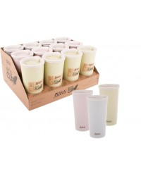 Oasis - Double Wall Eco Cup - 400ml | Assorted