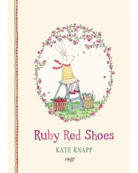 Ruby Red Shoes - Book
