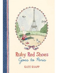 Ruby Red Shoes - Book - Goes to Paris