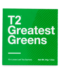 T2 Assorted Loose Leaf - T2 Sips - Greatest Greens