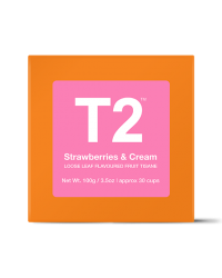 T2 loose leaf - Strawberries and Cream