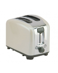 Circulon - 2 Slice Toaster - Almond
