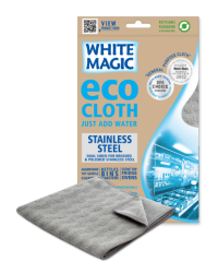 Eco Cloth - Stainless Steel