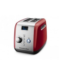 KitchenAid - 2 Slice Artisan Toaster - Empire Red