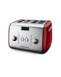 KitchenAid - 4 Slice Artisan Toaster - Empire Red