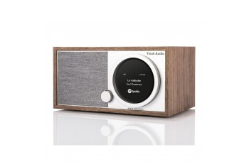 Tivoli Audio - Model One Digital Radio - Walnut / Grey