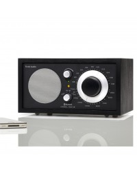 Tivoli Audio - Model One Bluetooth Radio - Black / Black Silver