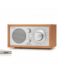 Tivoli Audio - Model One Bluetooth Radio - Cherry / Silver